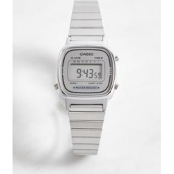 Casio LA670WA Classic Silver Watch - Silver ALL at Urban Outfitters found on MODAPINS from Urban Outfitters (UK) for USD $41.68