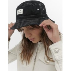 UO Utility Black Bucket Hat - Black ALL at Urban Outfitters found on Bargain Bro UK from Urban Outfitters (UK)