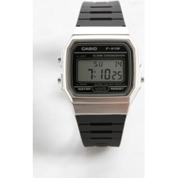 Casio F91W Digital Watch - Black ALL at Urban Outfitters found on MODAPINS from Urban Outfitters (UK) for USD $38.90