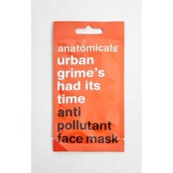 Anatomicals Face Mask - Purple ALL at Urban Outfitters found on MODAPINS from Urban Outfitters (UK) for USD $1.88
