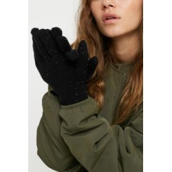 UO Super Soft Gloves - Black ALL at Urban Outfitters found on Bargain Bro UK from Urban Outfitters (UK)