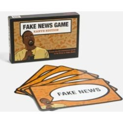 Fake News Game - assorted at Urban Outfitters