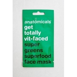 Anatomicals Face Mask - Green ALL at Urban Outfitters found on MODAPINS from Urban Outfitters (UK) for USD $1.88