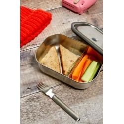 Black + Blum Stainless Steel Lunch Box - Green ALL at Urban Outfitters found on Bargain Bro UK from Urban Outfitters (EU)