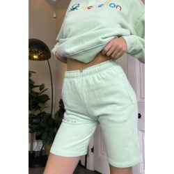 Benetton - Knielange Unisex-Shorts\u00a0 found on Bargain Bro from Urban Outfitters (DE) for USD $48.41