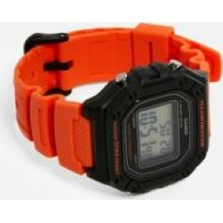 Casio Illuminator Orange Watch found on MODAPINS from Urban Outfitters (UK) for USD $31.77