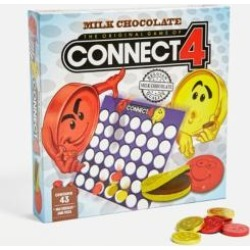 Chocolate Connect 4 Game - assorted January at Urban Outfitters