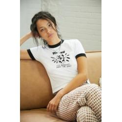 Lazy Oaf - T-shirt ajusté\u00a0No Reward\u00a0 found on MODAPINS from Urban Outfitters (FR) for USD $63.70