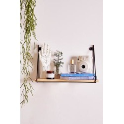 Ari Single Shelf - Black ALL at Urban Outfitters found on Bargain Bro UK from Urban Outfitters (EU)