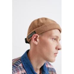 Urban Outfitters - Docker-Cap aus Fleece in Ekrü
