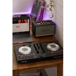 Pioneer DJ DDJ-SB3 Serato DJ Controller And Scratch Pad Set