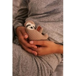 Huggable Sloth Handwarmer - brown at Urban Outfitters found on Bargain Bro Philippines from Urban Outfitters (EU) for $9.10