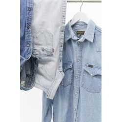 Urban Renewal Vintage Men's Denim Shirt - Assorted ALL at Urban Outfitters found on Bargain Bro UK from Urban Outfitters (UK)