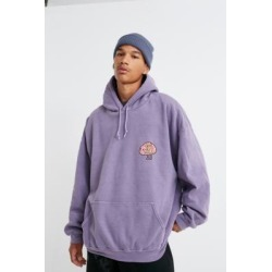 UO Brain Hoodie - purple L at Urban Outfitters