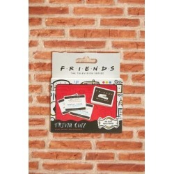 Friends Trivia Quiz Game - assorted at Urban Outfitters