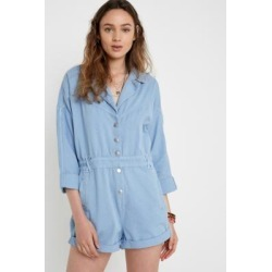UO '80s Playsuit found on MODAPINS from Urban Outfitters (UK) for USD $86.88