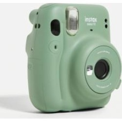 Fujifilm Instax Mini 11 Sage Camera - Mint ALL at Urban Outfitters found on MODAPINS from Urban Outfitters (UK) for USD $103.06