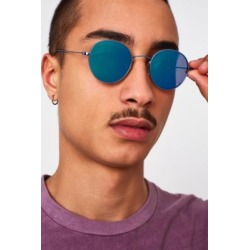 UO Smith Blue Sunglasses found on MODAPINS from Urban Outfitters (UK) for USD $16.52