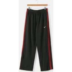 Urban Renewal Vintage Men's Black Track Pants - Black S/M at Urban Outfitters found on Bargain Bro UK from Urban Outfitters (UK)