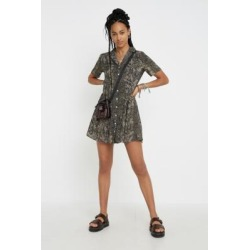 Urban Renewal Remnants Snake Tea Dress found on MODAPINS from Urban Outfitters (UK) for USD $53.37