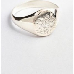 Alex Monroe - Bague Ship At Sea - Femme 38 found on MODAPINS from Urban Outfitters (FR) for USD $279.50