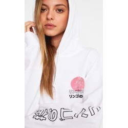 UO Apple Blossom Hoodie found on MODAPINS from Urban Outfitters (UK) for USD $53.37