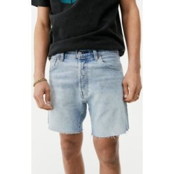 Levi's Light Blue 50193 Denim Shorts - Blue L at Urban Outfitters found on Bargain Bro UK from Urban Outfitters (EU)