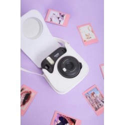 Fujifilm Instax Mini 11 Camera Case - White ALL at Urban Outfitters found on MODAPINS from Urban Outfitters (UK) for USD $20.51