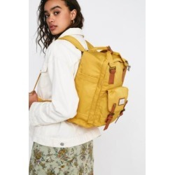 Doughnut Macaroon Yellow Backpack - yellow at Urban Outfitters