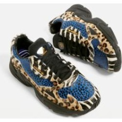 adidas Originals Falcon Animal Print Trainers found on MODAPINS from Urban Outfitters (UK) for USD $139.78