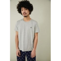 Polo Ralph Lauren Grey Lounge T-Shirt - Grey M at Urban Outfitters found on Bargain Bro UK from Urban Outfitters (EU)