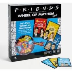 Friends Wheel Of Mayhem Game - assorted at Urban Outfitters