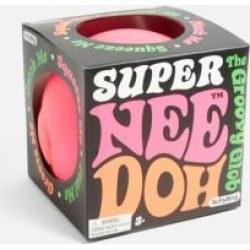 Nee-Doh Super Stress Ball - assorted at Urban Outfitters