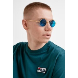 KOMONO Elton Turquoise Sunglasses found on MODAPINS from Urban Outfitters (UK) for USD $119.45