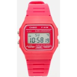 Casio Classic Pink Watch - Mens ALL found on MODAPINS from Urban Outfitters (EU) for USD $24.70