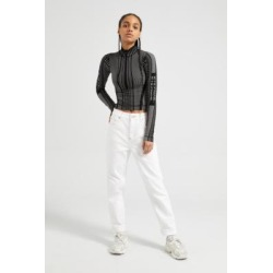 BDG Optic White Mom Jeans - White 27W 30L at Urban Outfitters found on Bargain Bro UK from Urban Outfitters (UK)