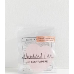 KITSCH Unconditional Love Rose Quartz Crystal - assorted at Urban Outfitters found on Bargain Bro UK from Urban Outfitters (UK)