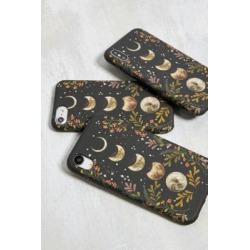 Coque iPhone X/XS Jardin au Clair de Lune