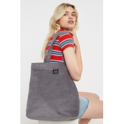 UO Corduroy Tote Bag - Purple ALL at Urban Outfitters found on Bargain Bro UK from Urban Outfitters (UK)