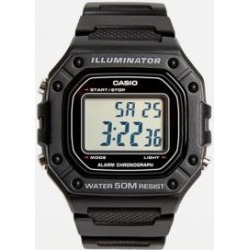 Casio Illuminator Black Watch found on MODAPINS from Urban Outfitters (UK) for USD $31.77