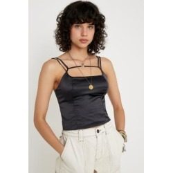 UO Jocelyn Strappy Cami found on MODAPINS from Urban Outfitters (UK) for USD $32.74