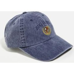 BDG Denim Crest Cap - Blue ALL at Urban Outfitters found on Bargain Bro UK from Urban Outfitters (EU)