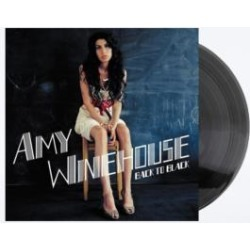Amy Winehouse - Back to Black LP - Assorted ALL at Urban Outfitters found on Bargain Bro UK from Urban Outfitters (EU)