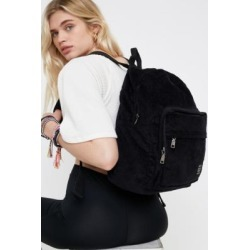 UO Core Corduroy Backpack - Black ALL at Urban Outfitters found on Bargain Bro UK from Urban Outfitters (UK)