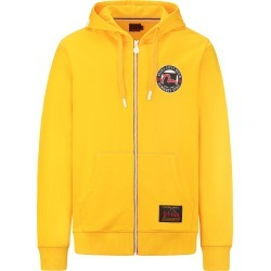 Seagull Prined Zip-up Hoodie found on Bargain Bro India from evisu.com for $255.00