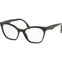 Prada 0Pr 09Uv Women's Eyeglasses Havana/EarsAvioBlue found on MODAPINS from Eyezz.com for USD $370.00