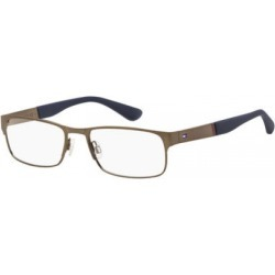 Tommy Hilfiger Th 1523 Men's Eyeglasses Brown found on Bargain Bro India from Eyezz.com for $182.00