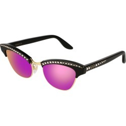 Gucci Gg0153S Women's Sunglasses Black found on MODAPINS from Eyezz.com for USD $494.91