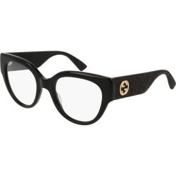 Gucci Gg0103O Women's Eyeglasses Black found on MODAPINS from Eyezz.com for USD $216.00