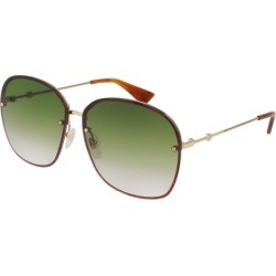 Gucci Gg0228S Women's Sunglasses Ruthenium found on MODAPINS from Eyezz.com for USD $364.16